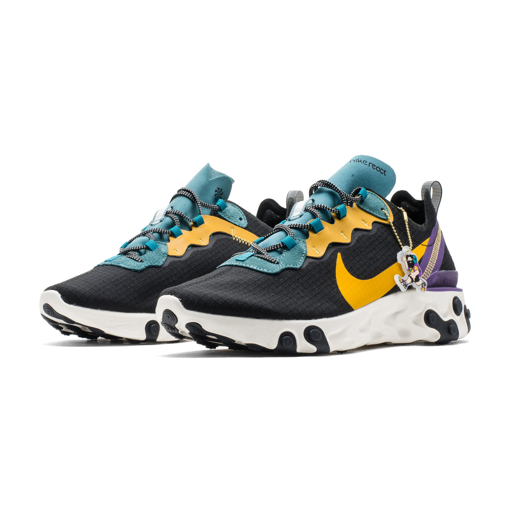 React Element 55 PRM CI9593-002 Black