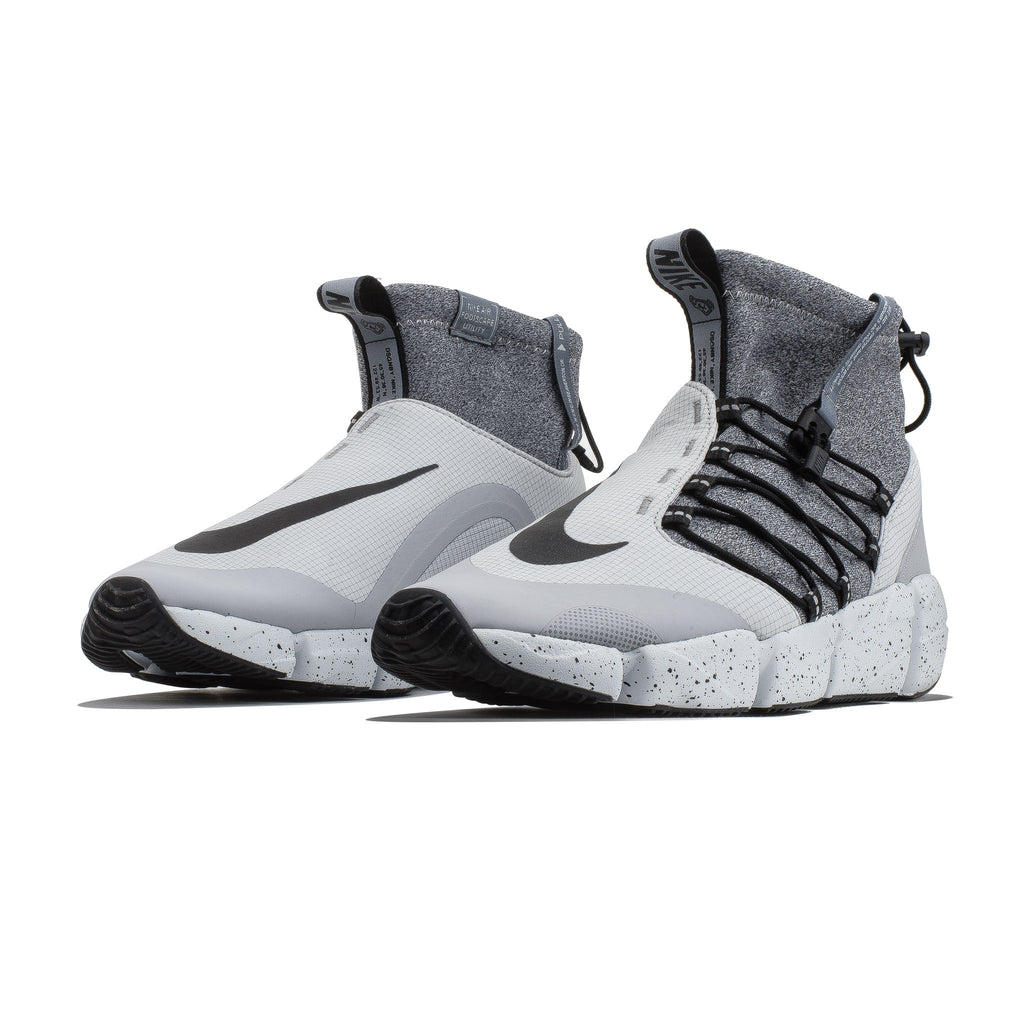 Air Footscape Mid Utility AH8689-002 Grey
