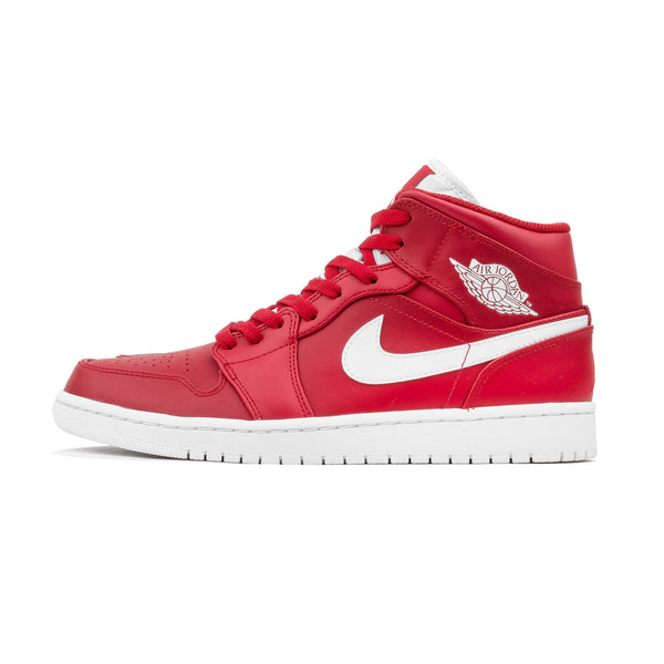 Air Jordan 1 Mid 554724-600 Red
