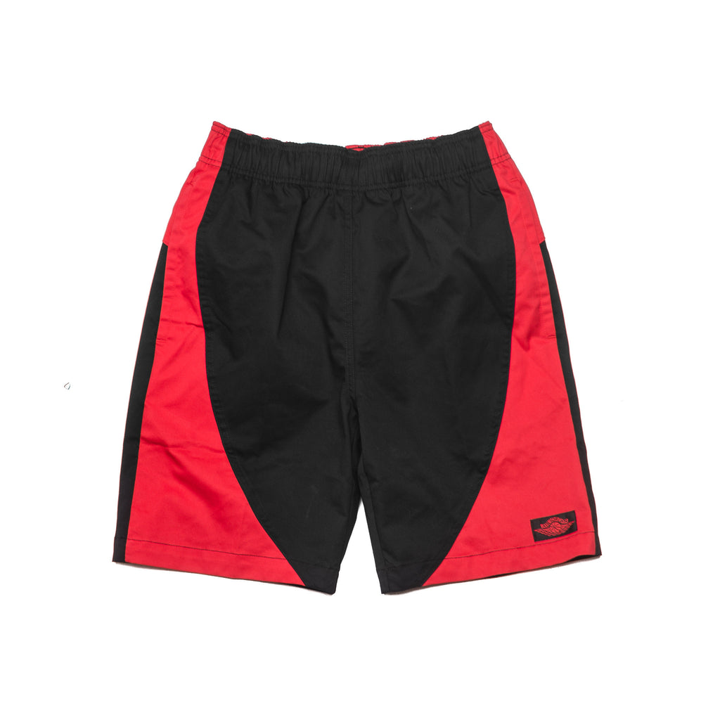 AJ Muscle Shorts TZ 884269-657 Red