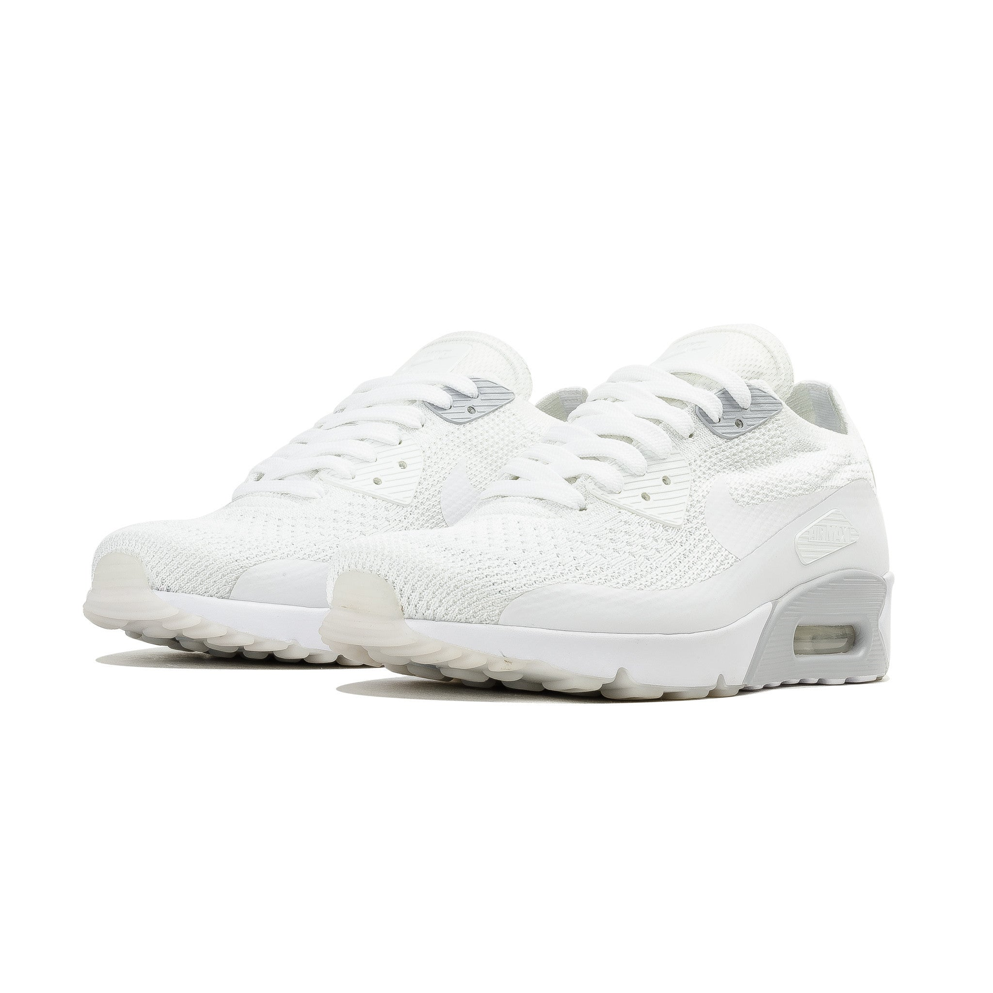 Air Max 90 Ultra 2.0 FlyKnit 875943-101 White