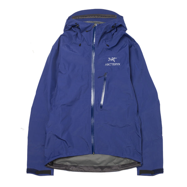 Alpha SL Jacket Corvo Blue