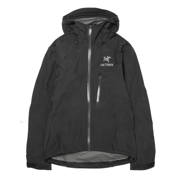 Alpha SL Jacket Black