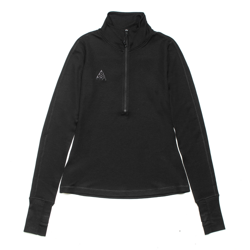WMNS ACG L/S Thermal Top CD7664-10 Black