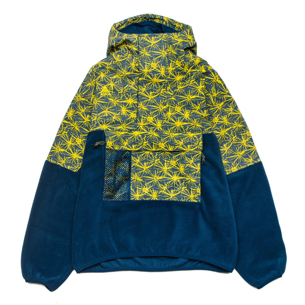 ACG Fleece Anorak CK3106-432 Blue
