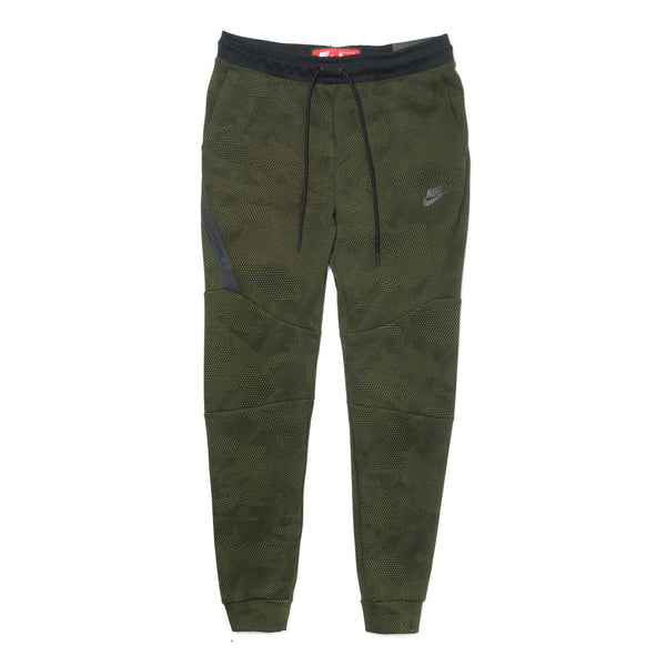 Tech Fleece Jogger 836416-387 Green