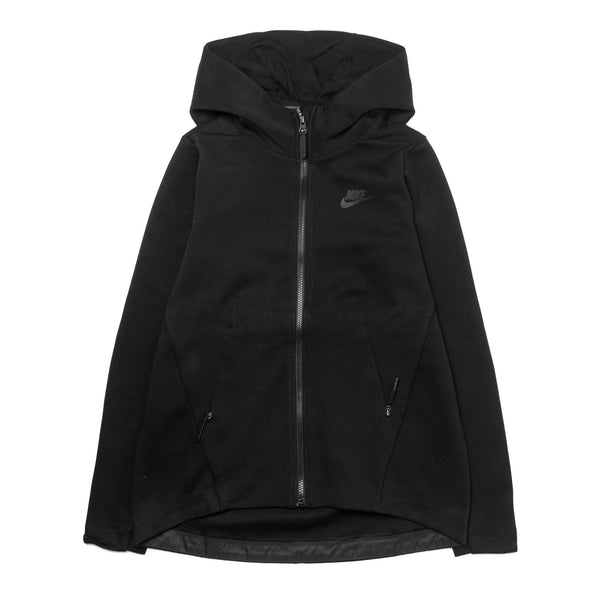W Tech Fleece Hoody 831709-010 Black