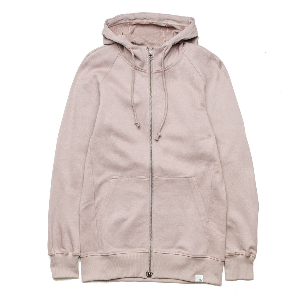XBYO Zip Hoody CD8521 Vapour Grey