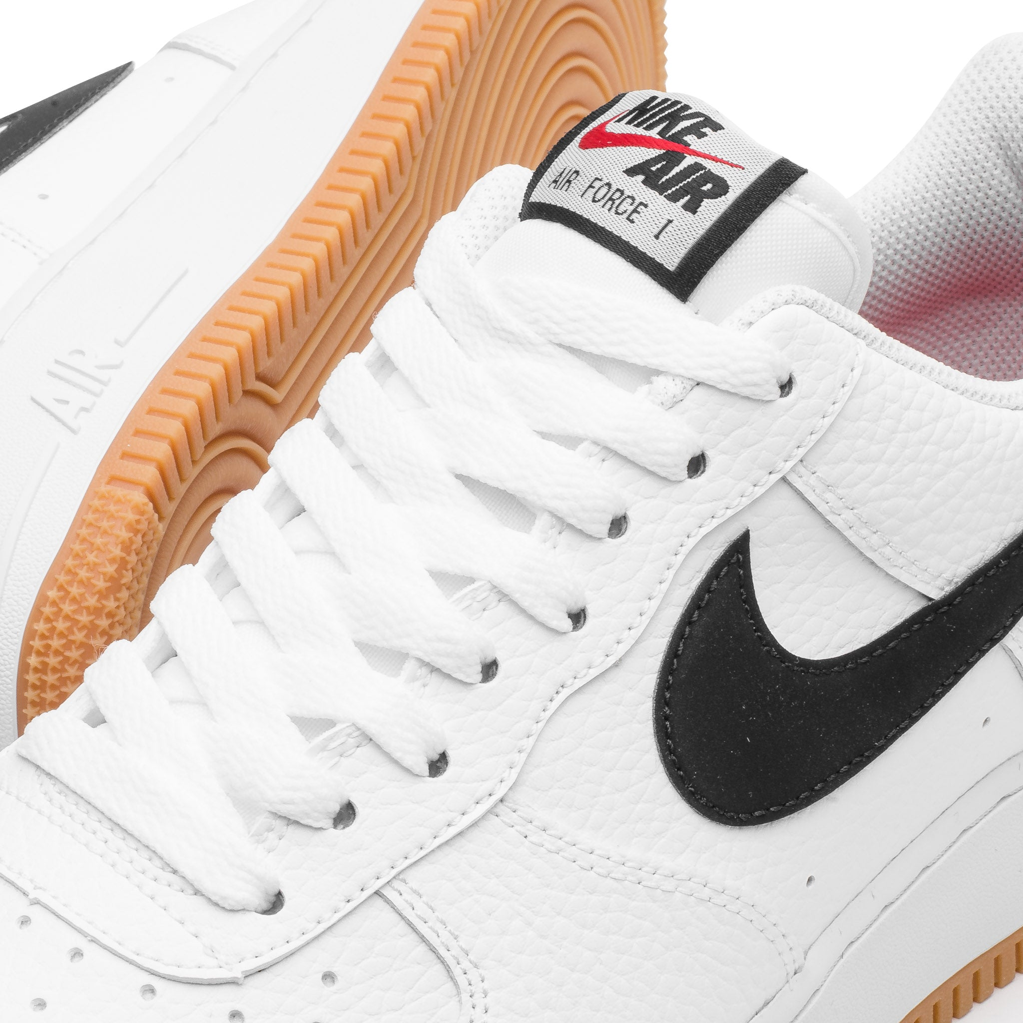 Nike Air Force 1 (white black) CI0057 100 | 43einhalb Sneaker Store