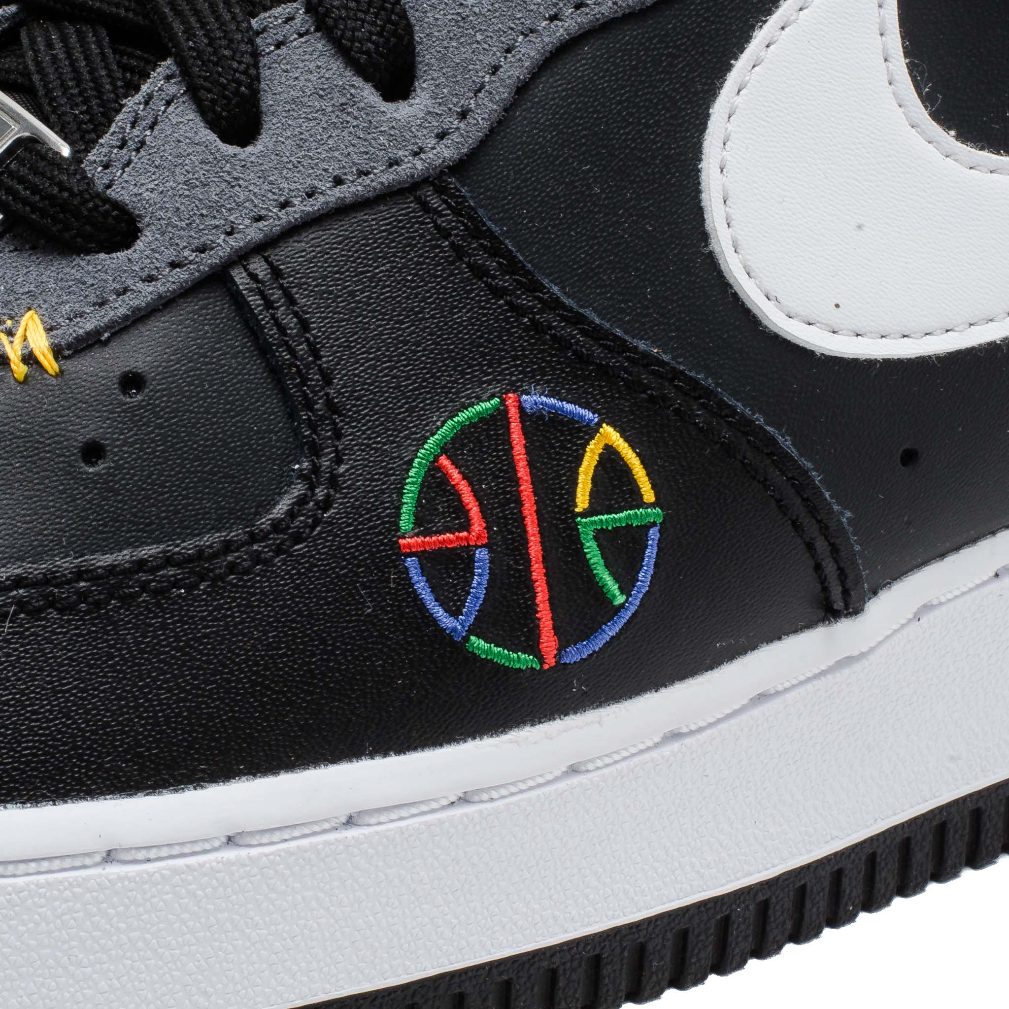 Air Force 1 07 LV8 DC1483-001 Black