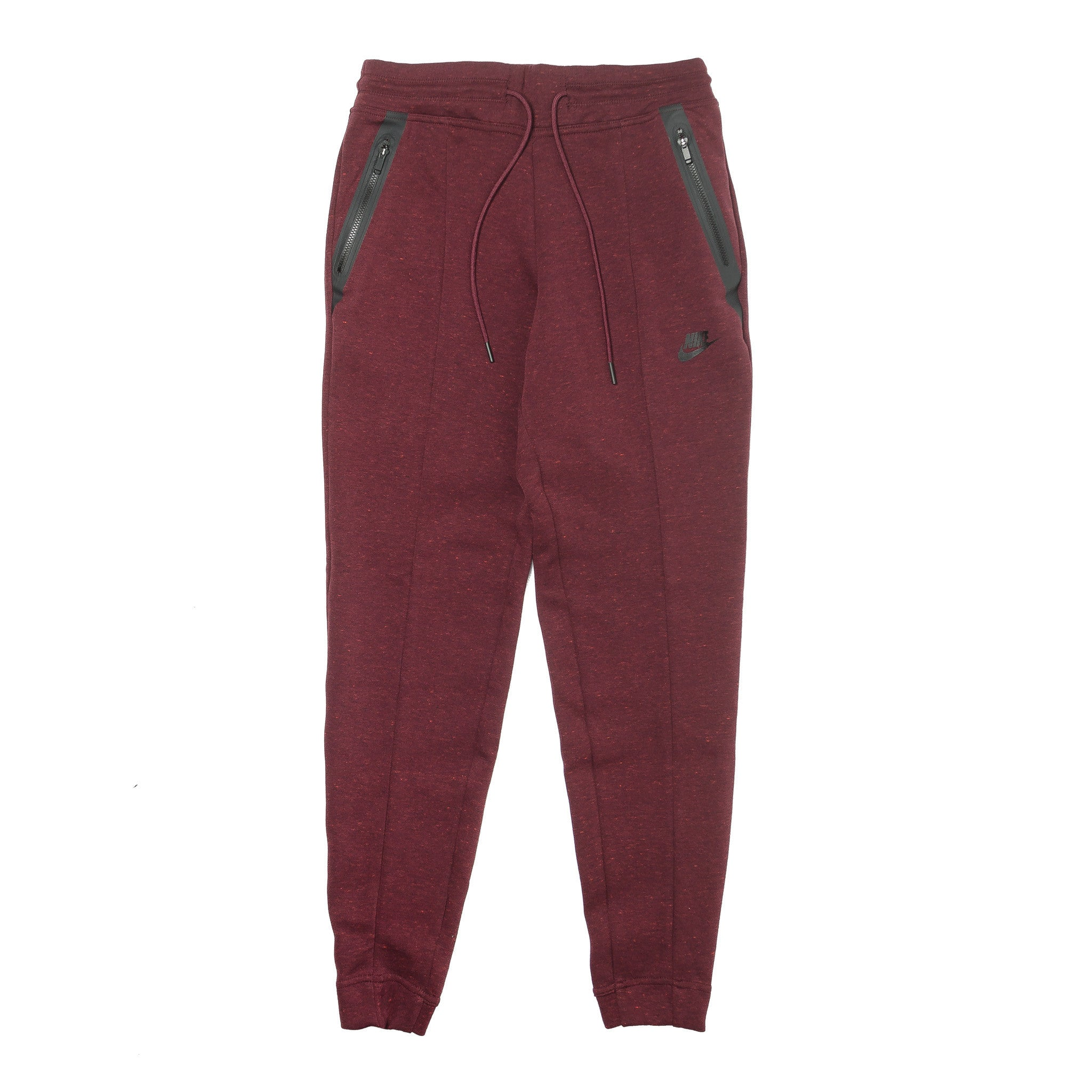 Wmns Tech Fleece Pant 803575-681 Burgundy