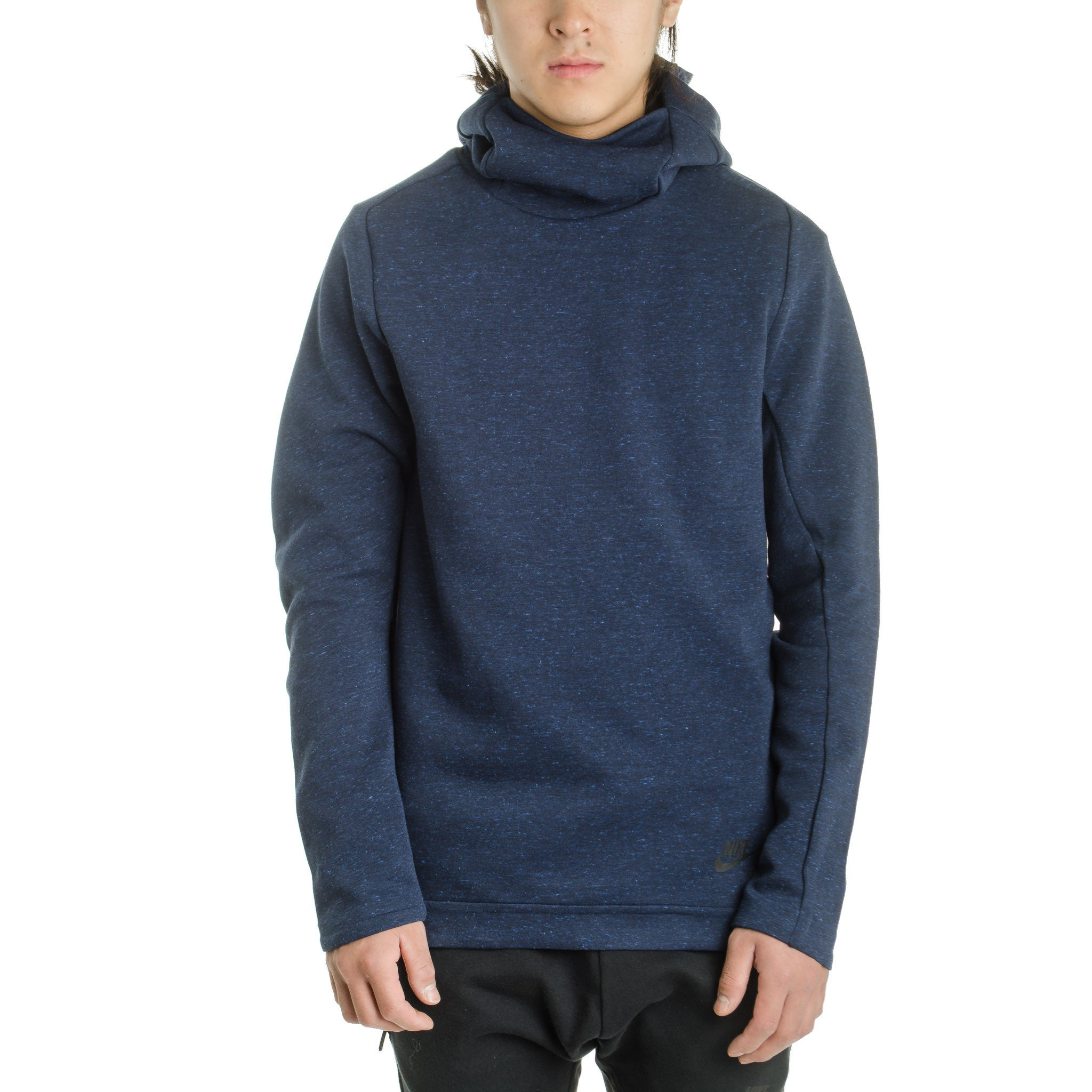 Tech Fleece Funnel Neck 805214-473 Navy