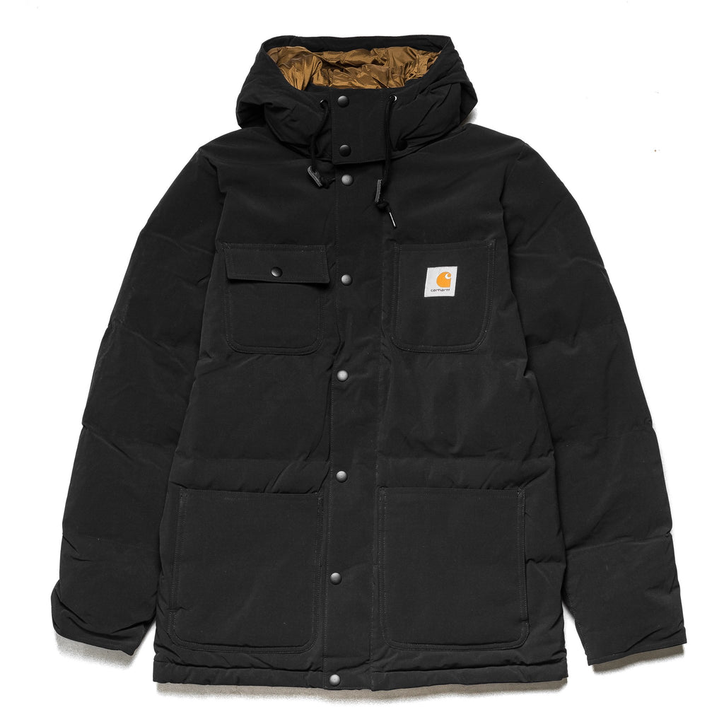 Alpine Coat Black