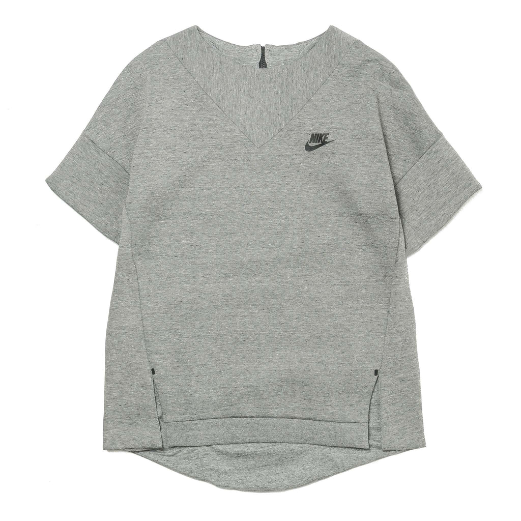 W Tech Fleece SS Crew  803581-063 Grey