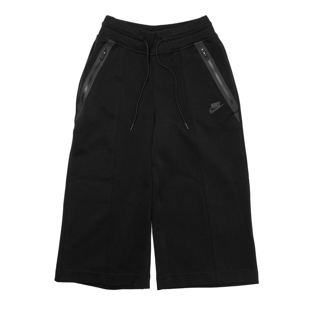 W Tech Fleece Capri  811679-010 Black