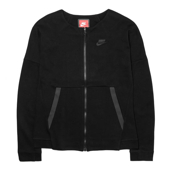 W Tech Fleece Jacket  803585-010 Black