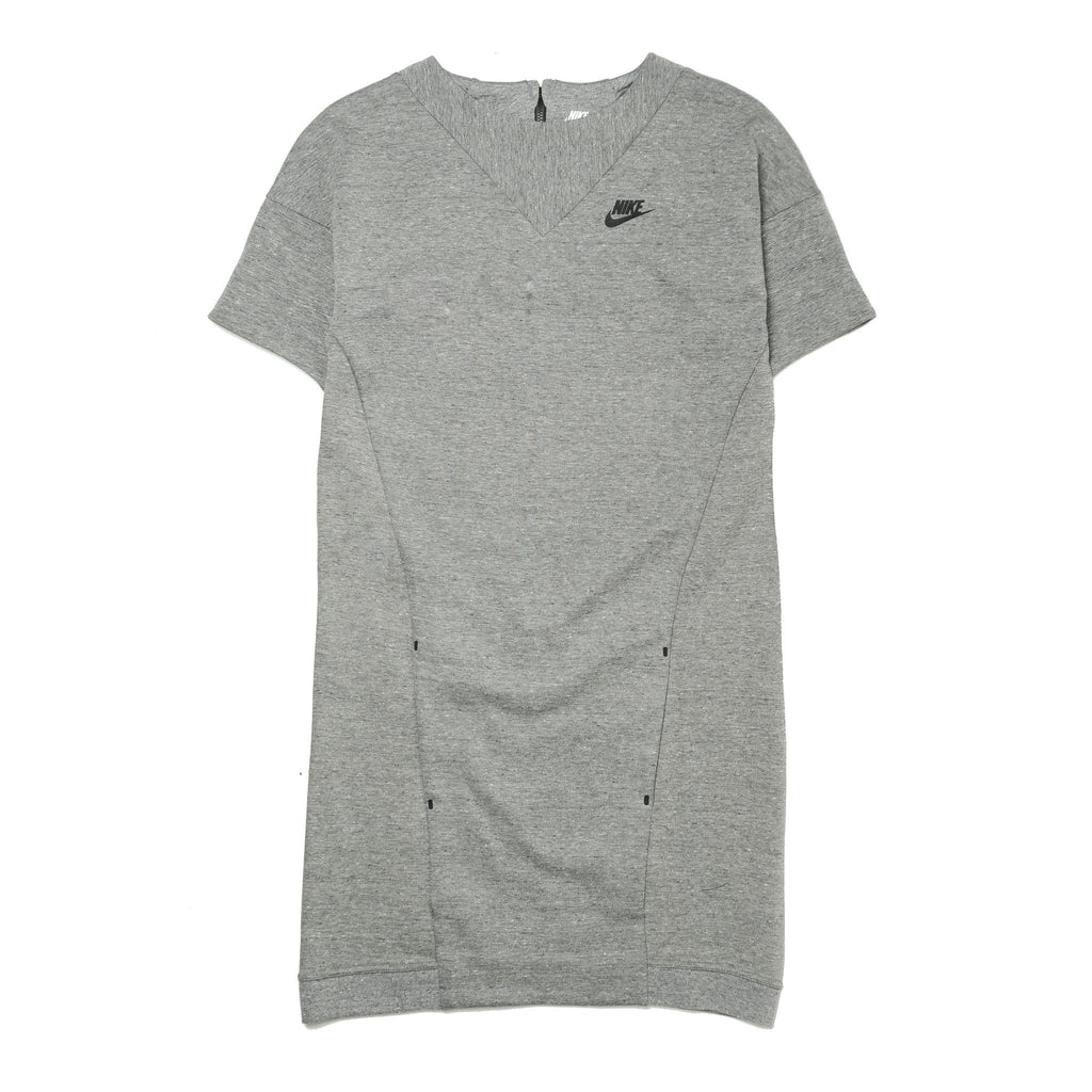 W Tech Fleece Dress  803573-063 Grey
