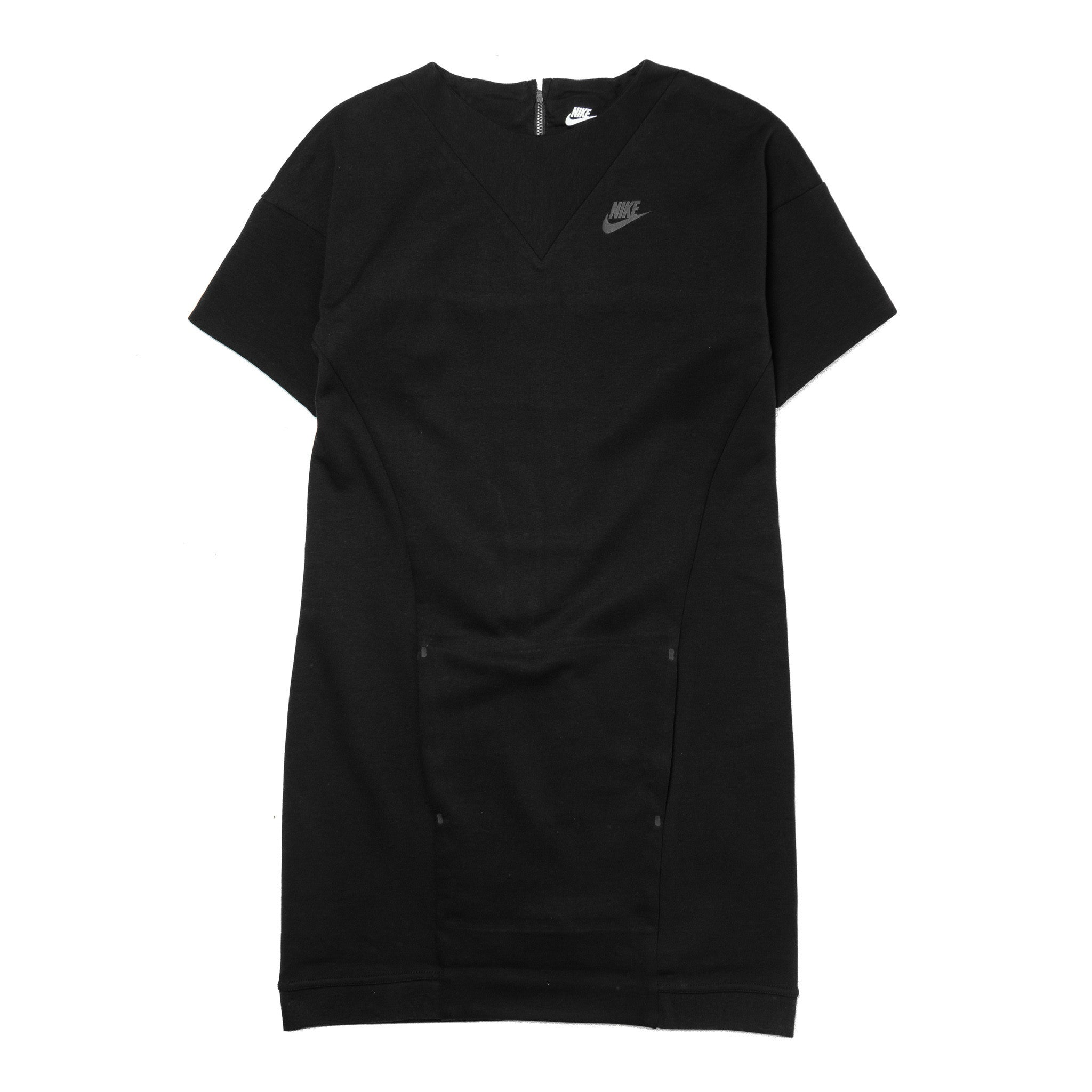 W Tech Fleece Dress  803573-010 Black