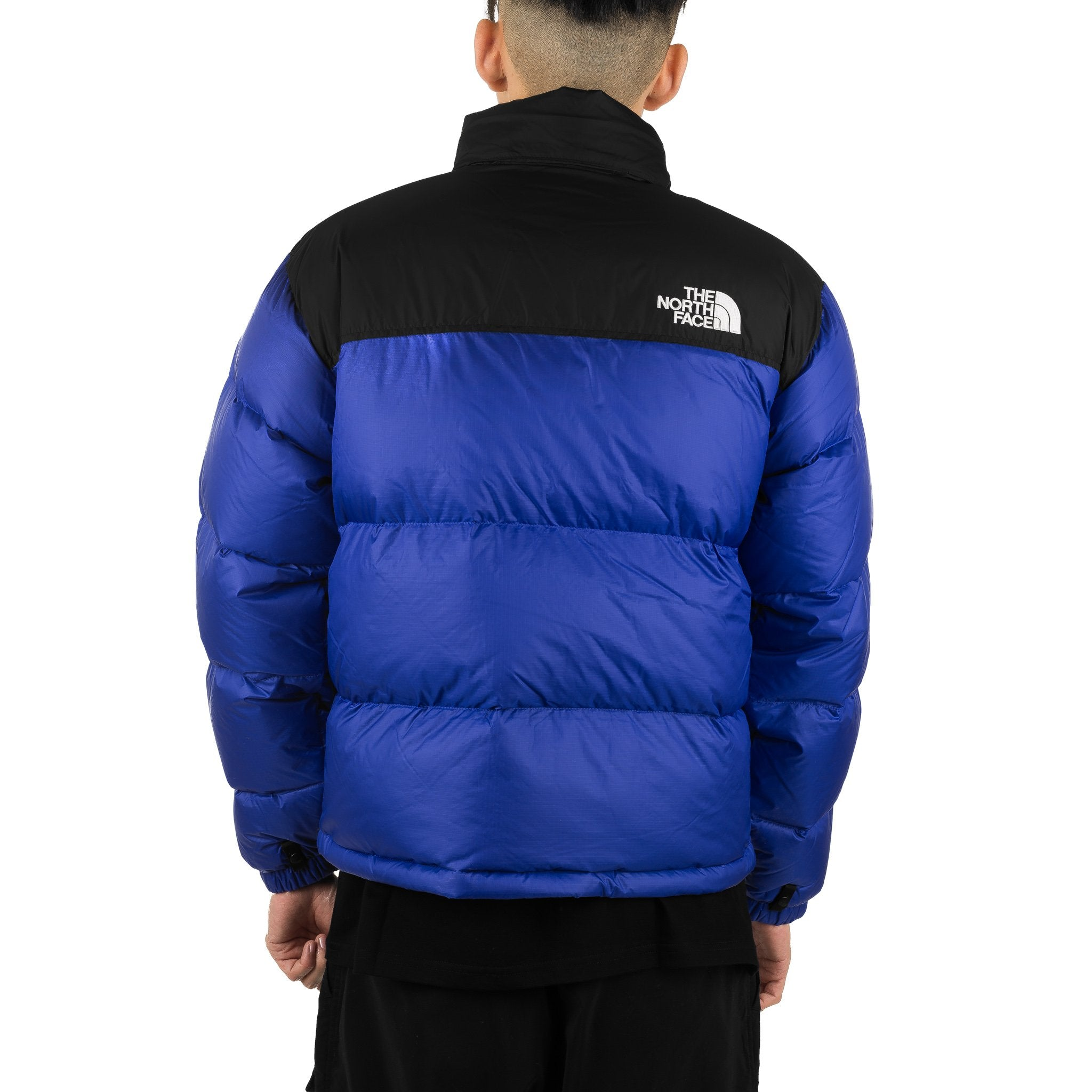 TNF 1996 Nuptse Jacket Aztec Blue
