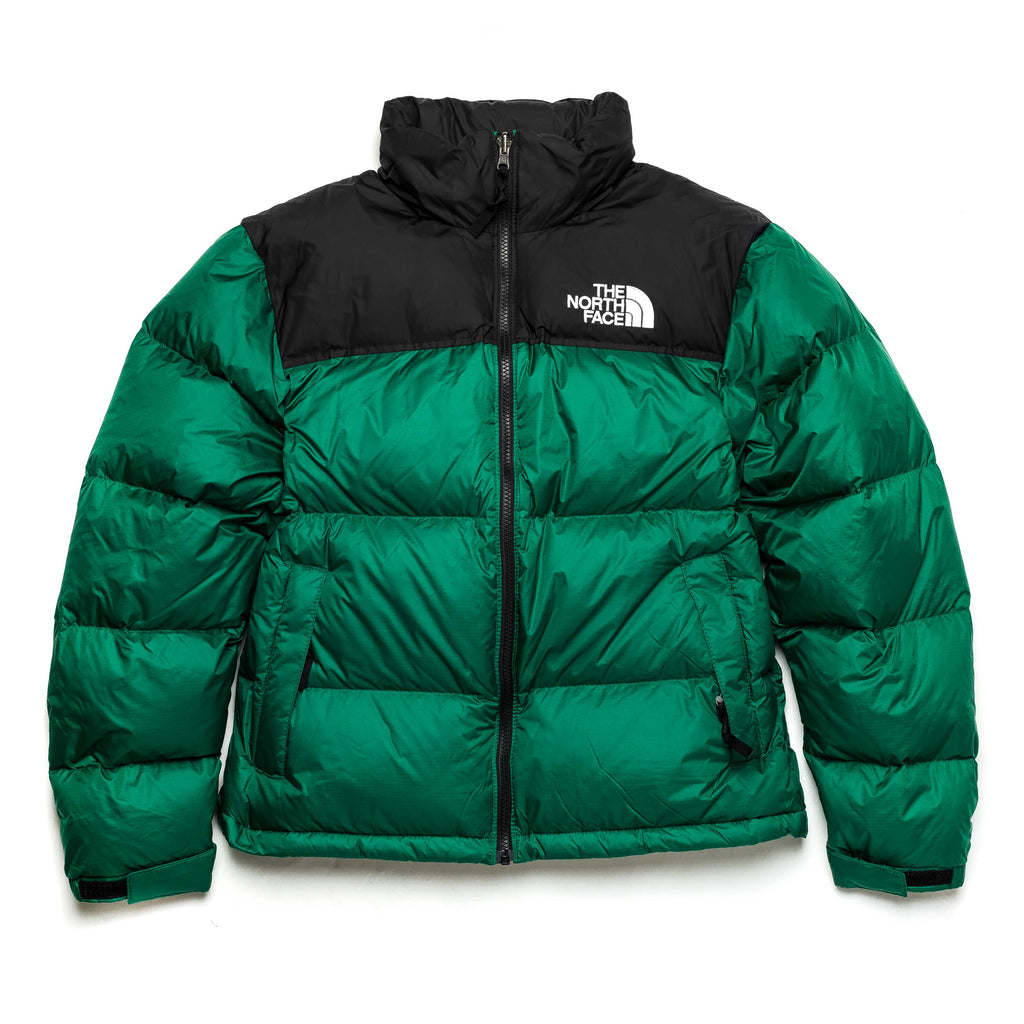 TNF 1996 Nuptse Jacket Evergreen NF0A3C8DNL1