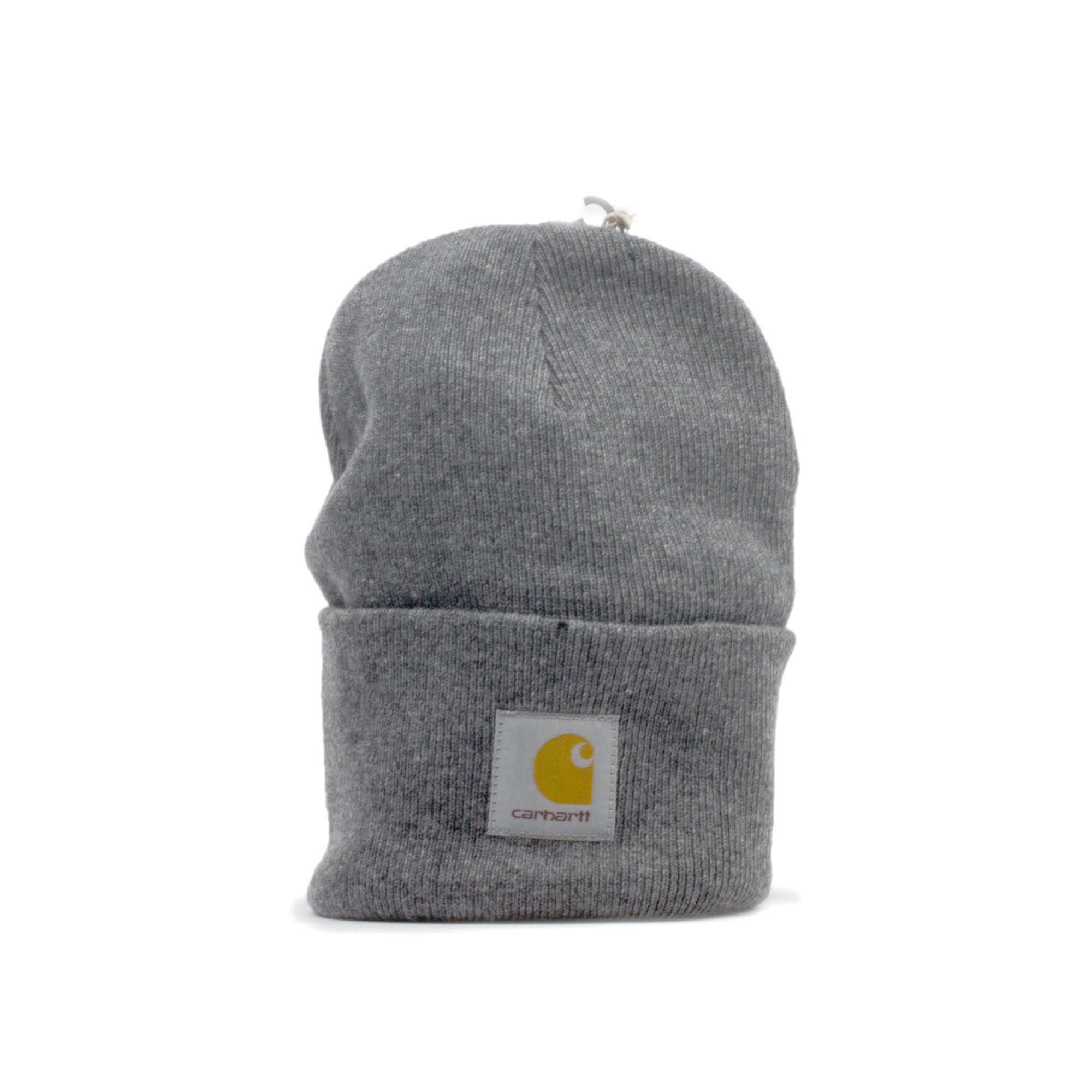Acrylic Watch Hat Grey