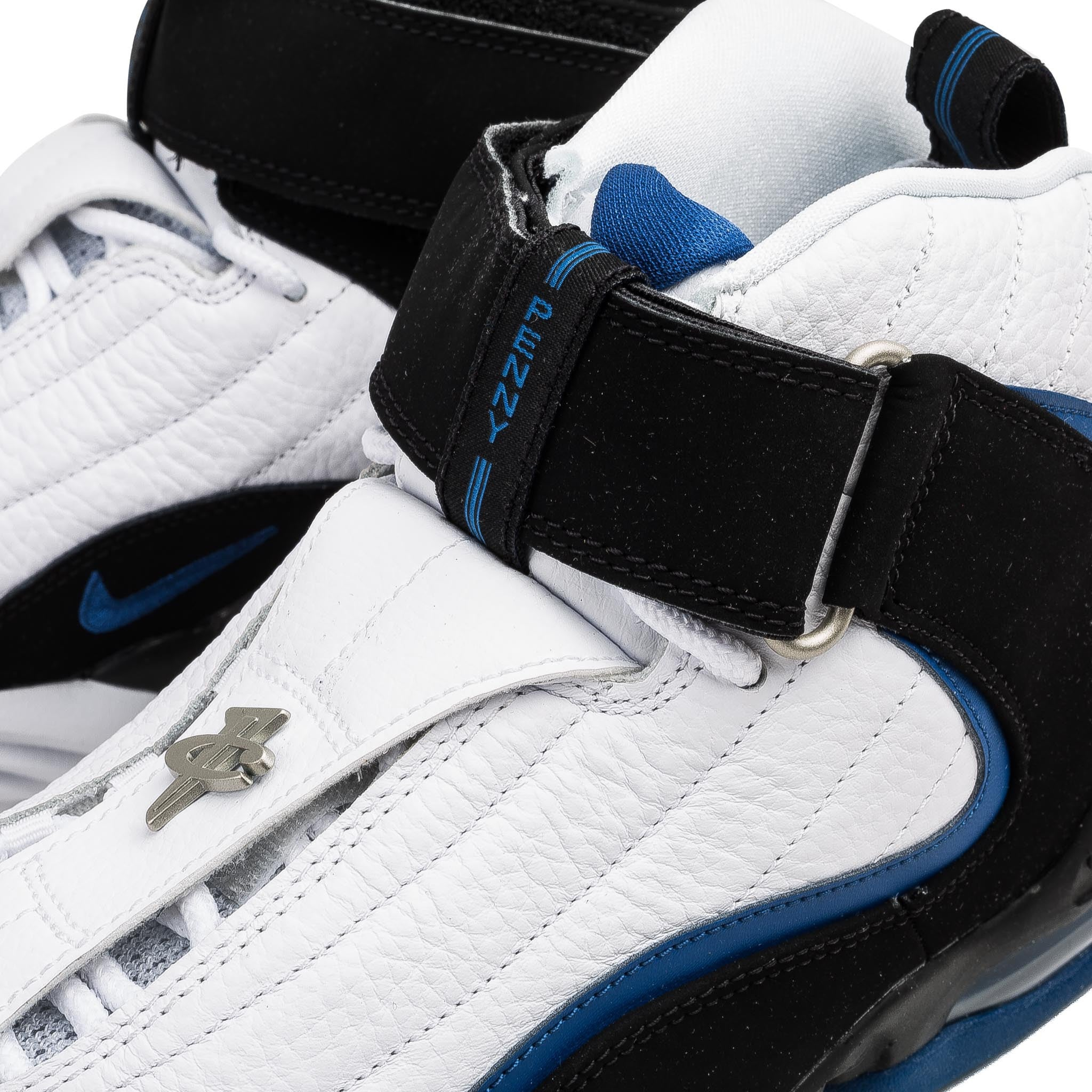 Air Penny IV 864018-100 White