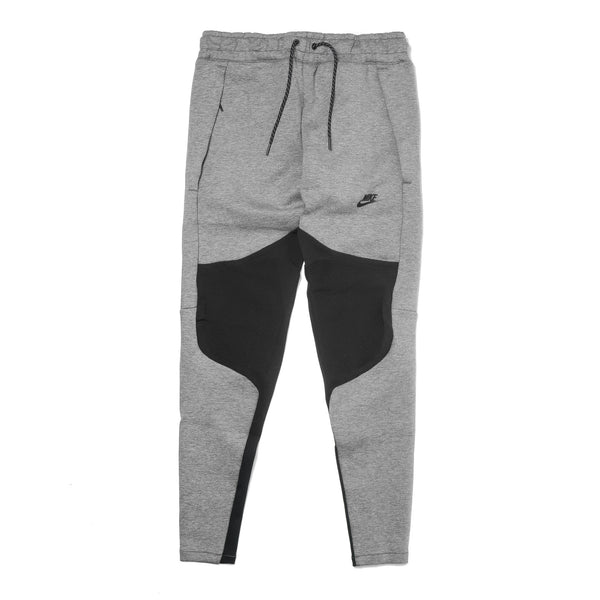 Pleated Tech Fleece Pant 805658-063 Grey