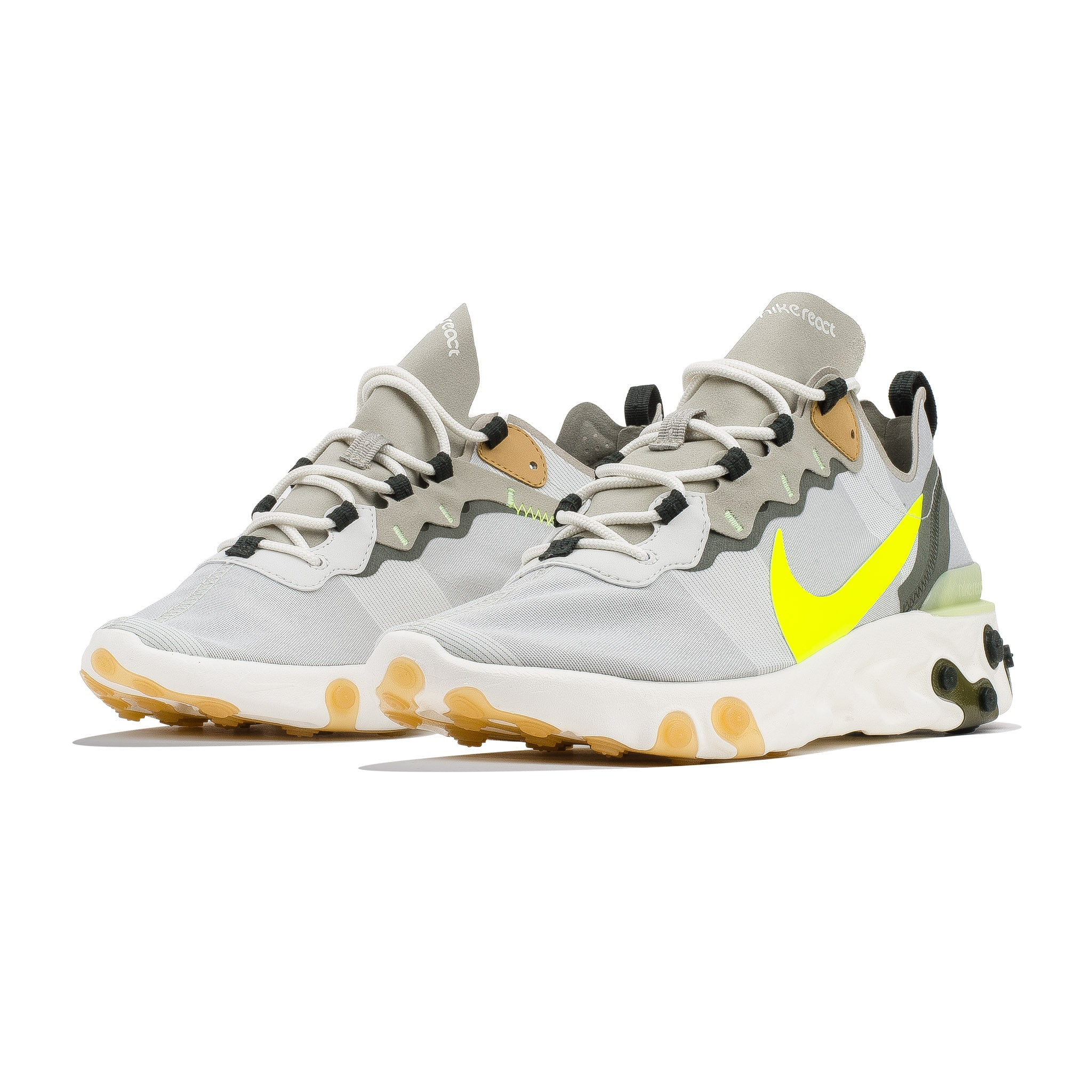 best sneakers e694d bdca7 React Element 55 BQ6166-009 Spruce Aura