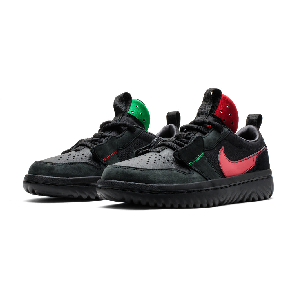 Jordan 1 Low React Fearless CT6416-001 Black
