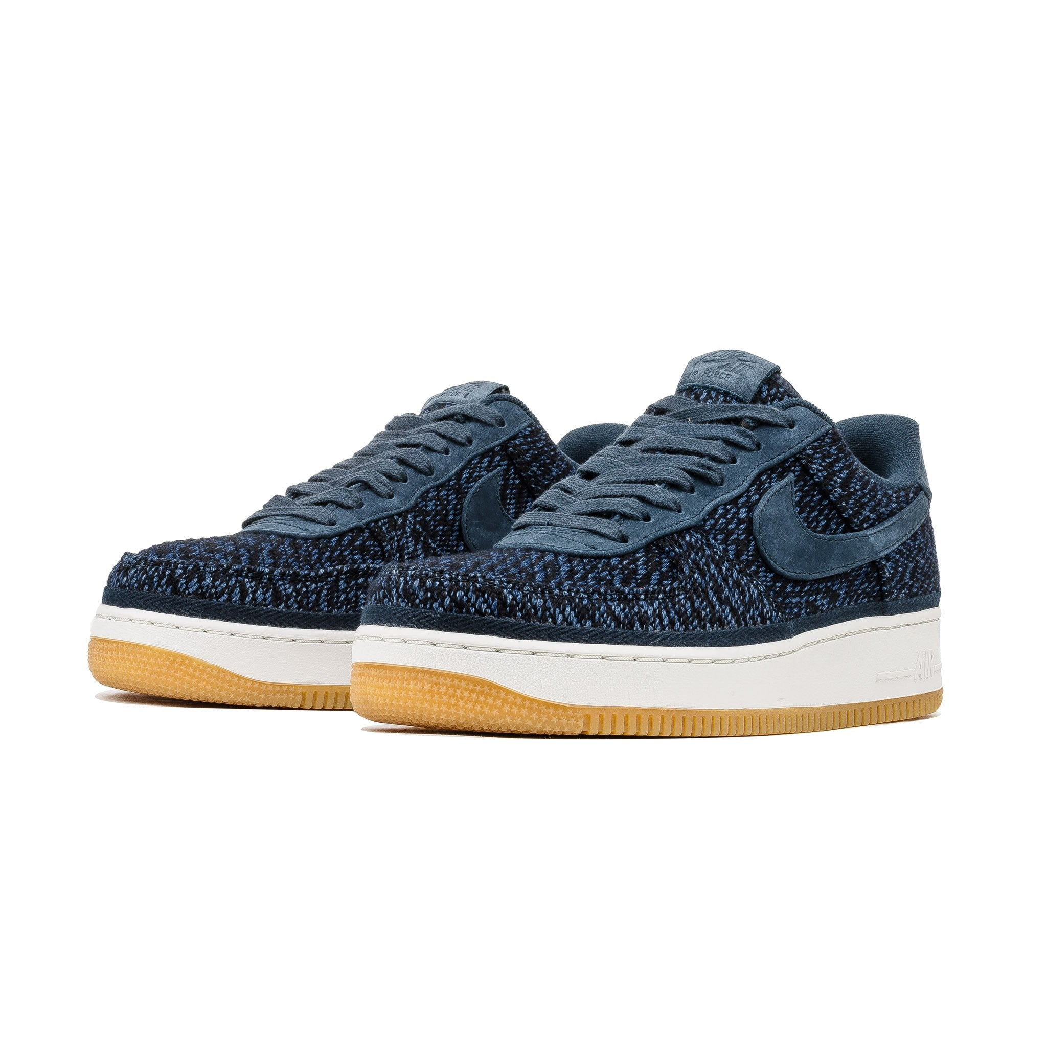 Air Force 1 '07 Indigo 917825-400 Navy
