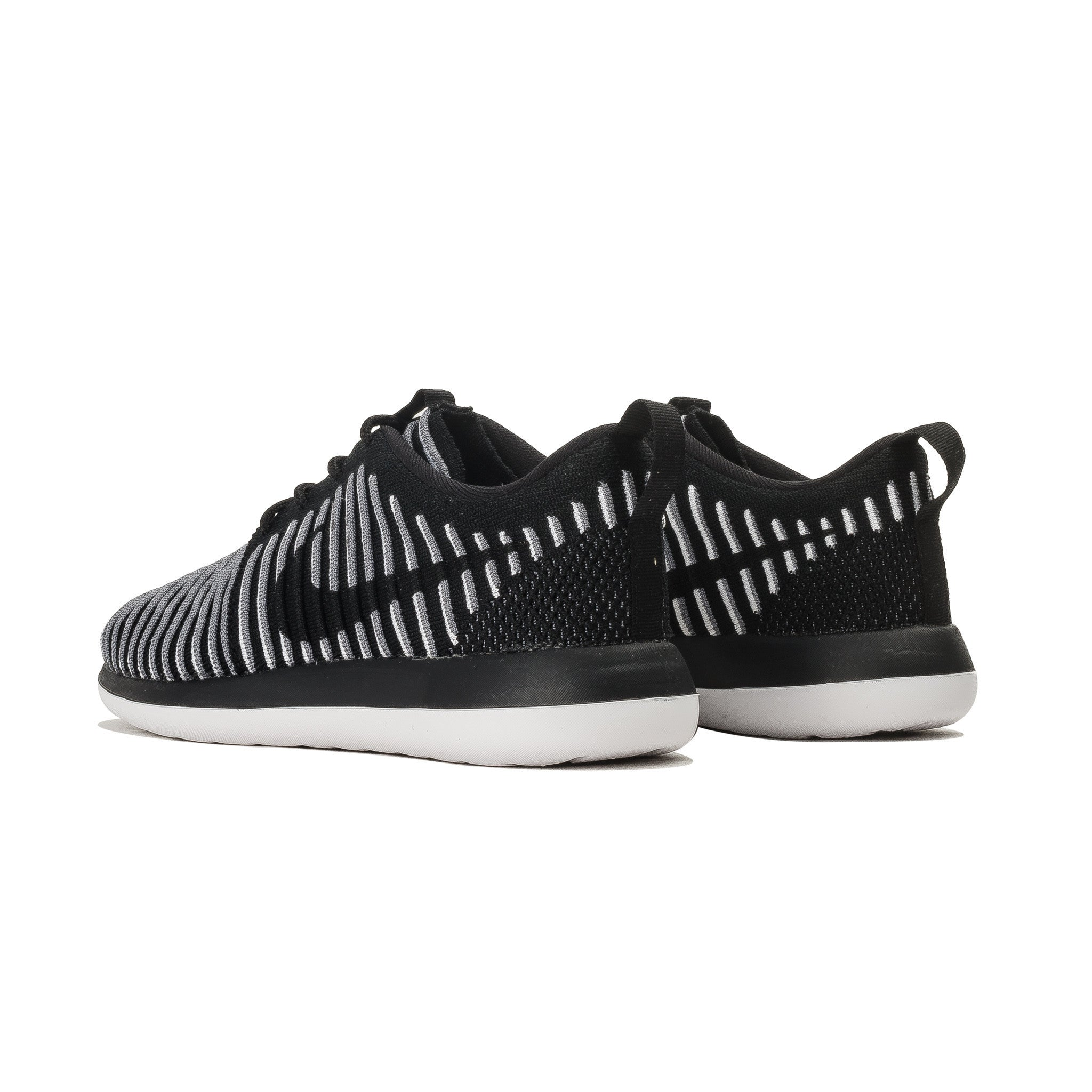 W Nike Roshe Two Flyknit 844929-001 Black