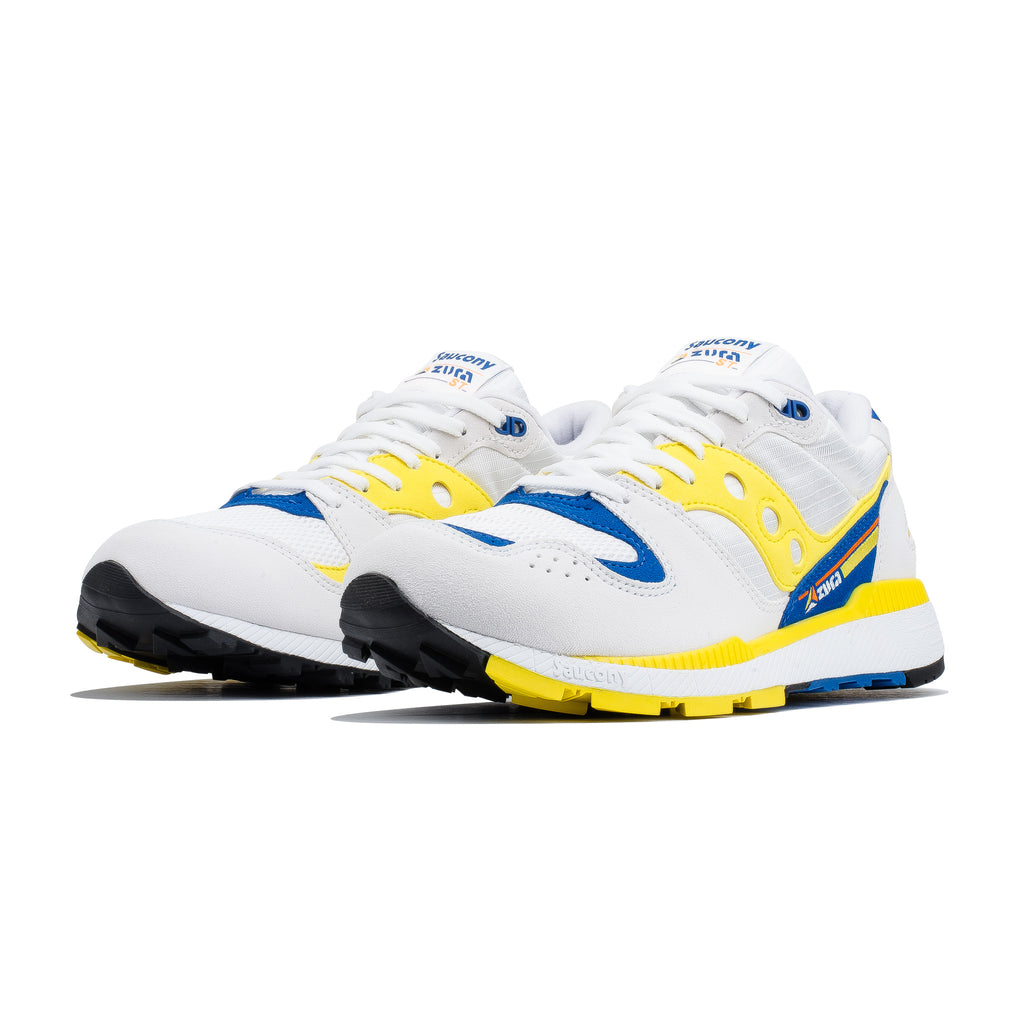 OG Azura S70437-1 White/Yellow/Blue