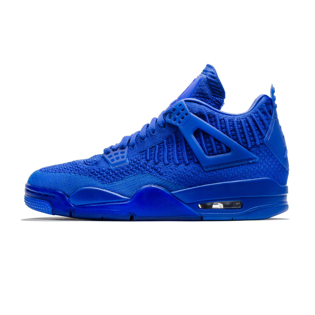 Air Jordan 4 Retro Flyknit AQ3559-400 Hyper Royal