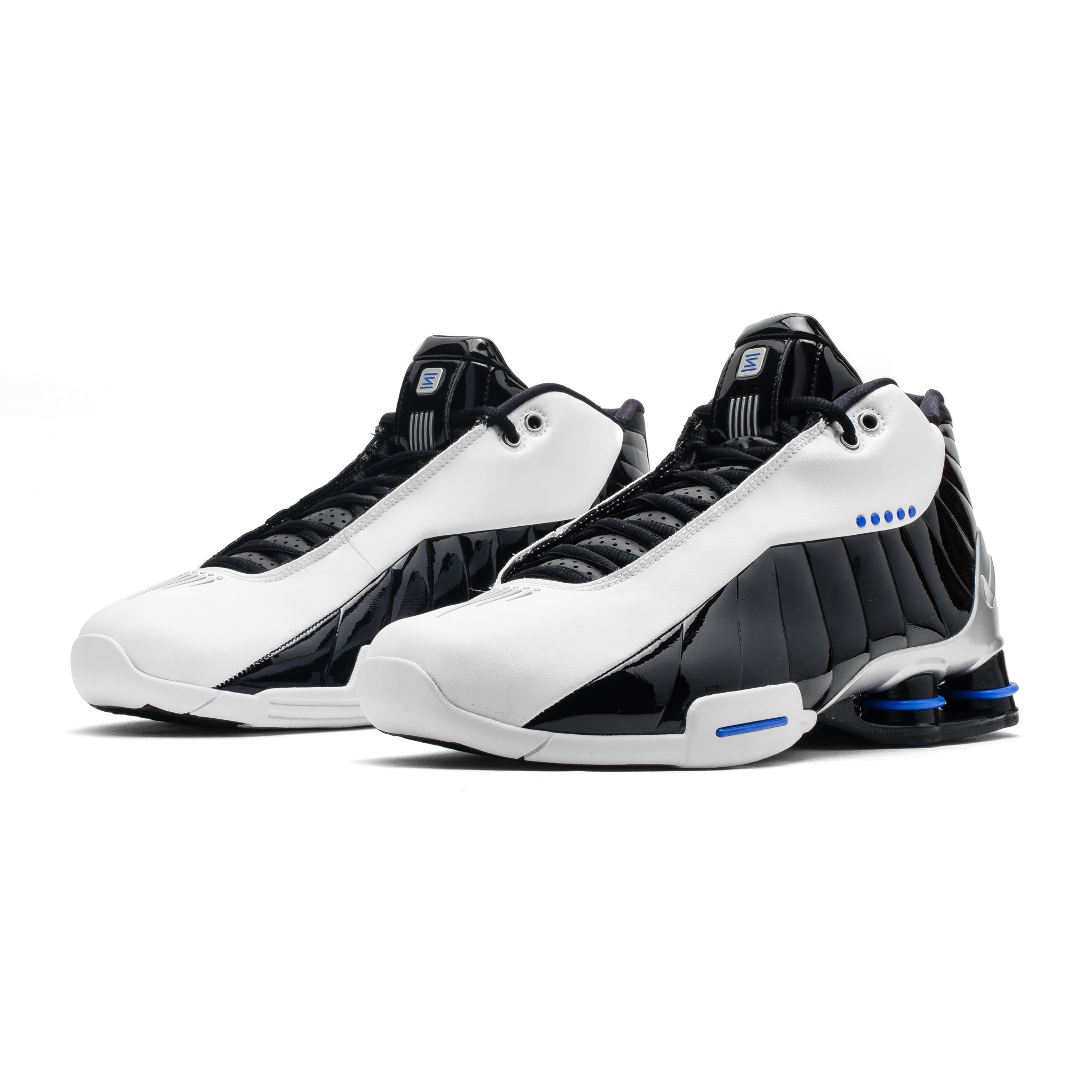 Nike Shox BB4 AT7843-102 Racer Blue