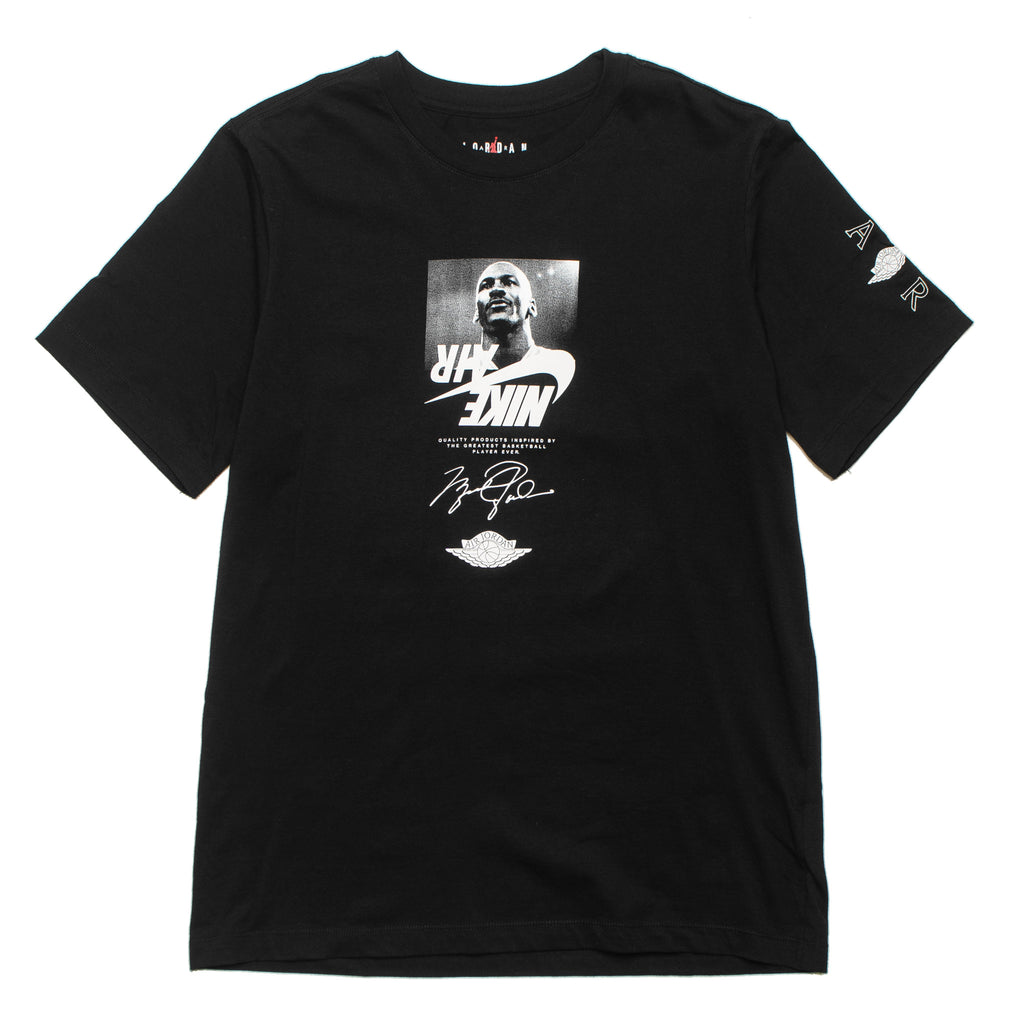 Jordan 'The Man' Tee BQ5554-010 Black