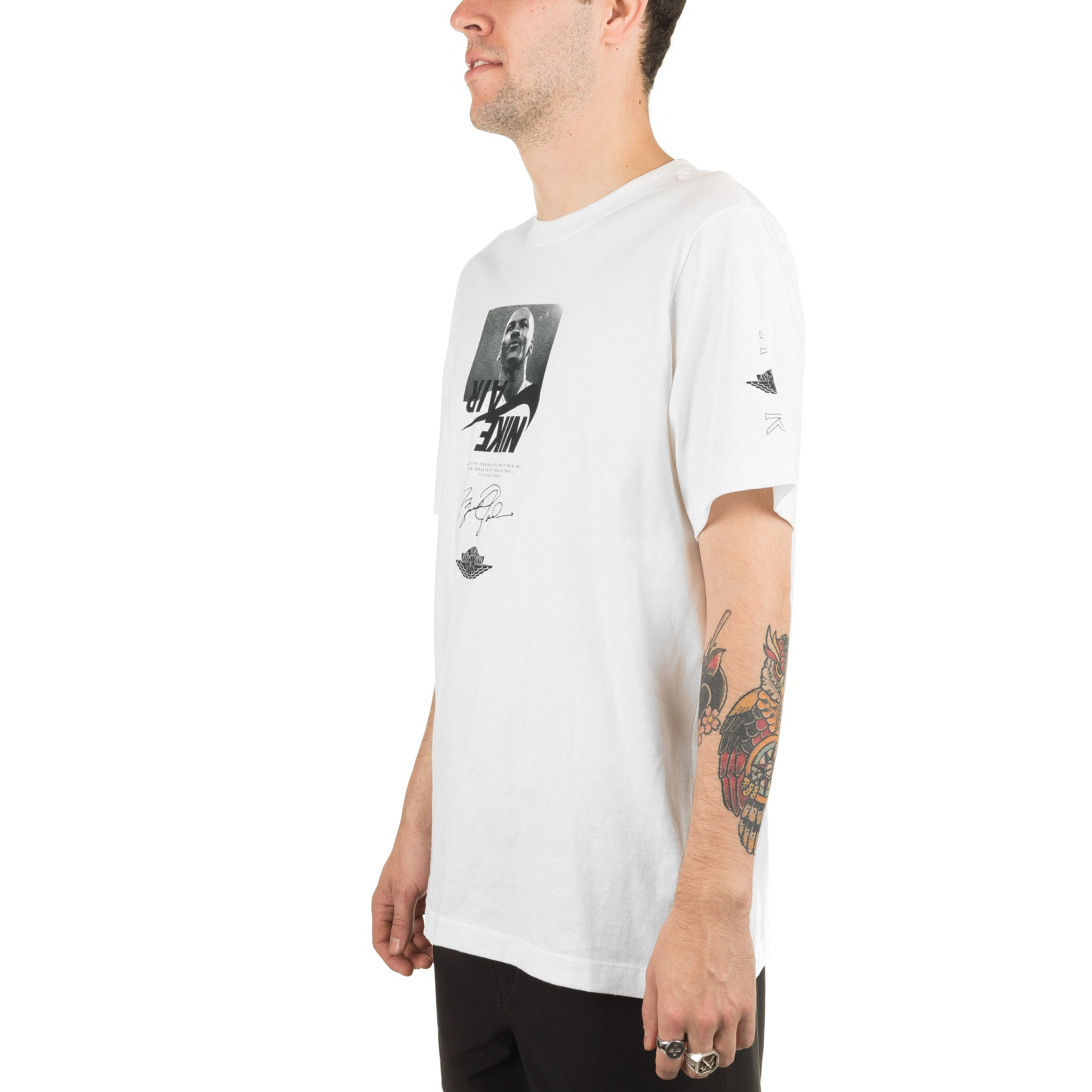 Jordan 'The Man' Tee BQ5554-100 White