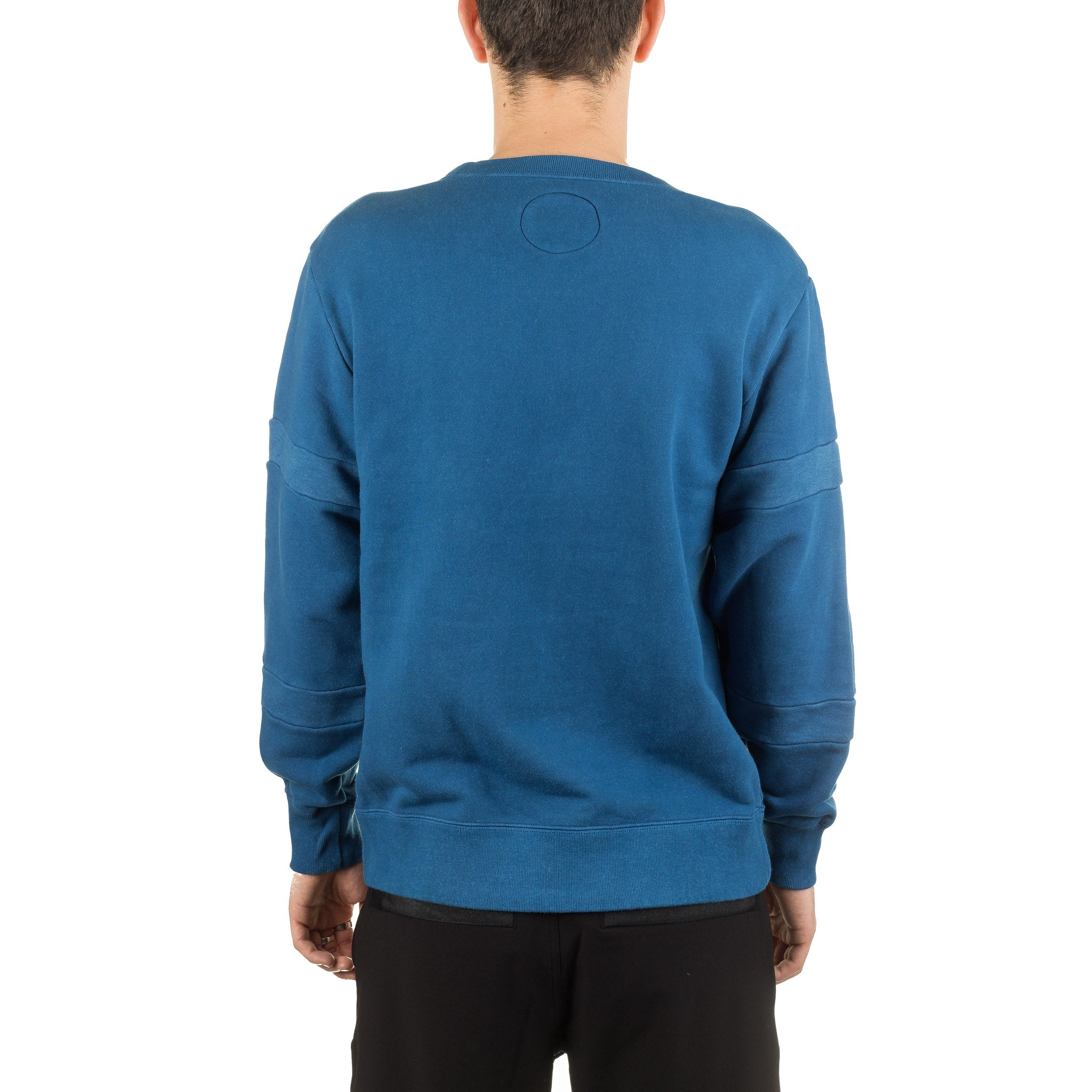 Safety Hand Dyed Pullover 77213 Blue
