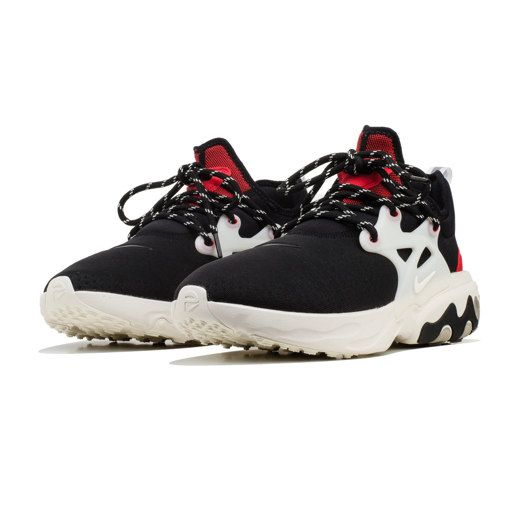 Nike React Presto AV2605-002 Black/Phantom-University Red