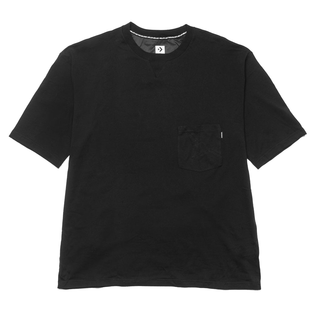 x The Soloist Packable Tee Black 10017454001