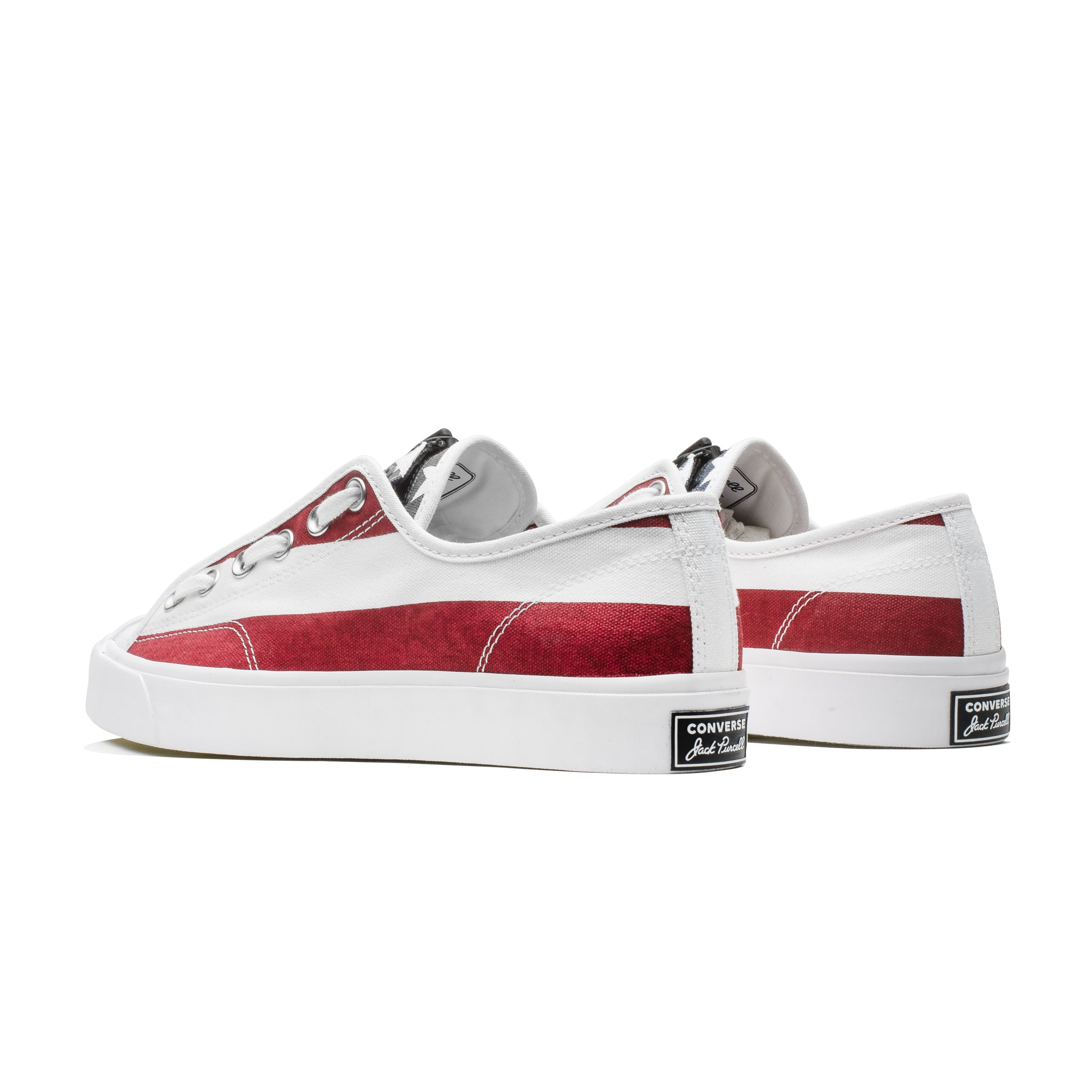 x The Soloist Jack Purcell Zip OX 164836C Rose