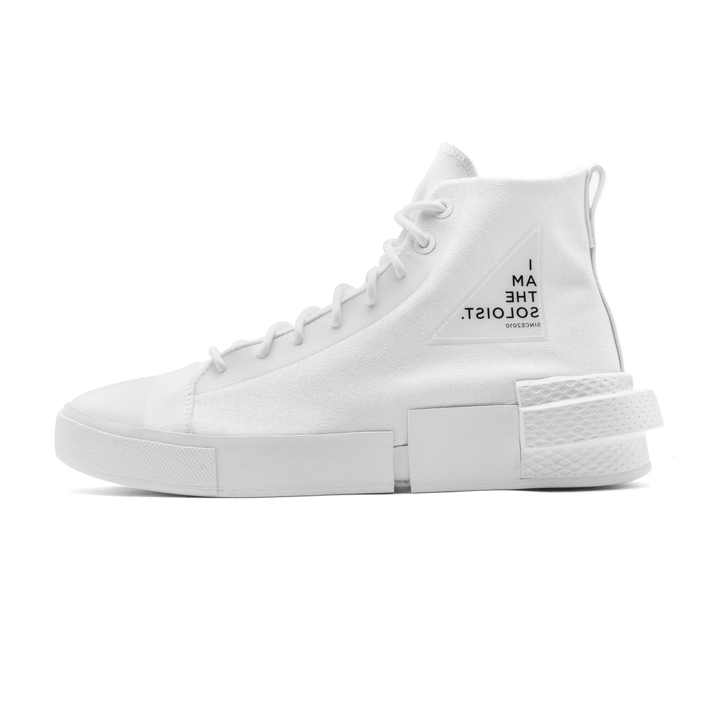 x The Soloist All Star Disrupt CX HI 168214C White