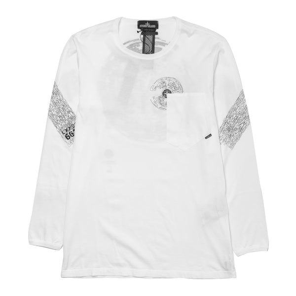 SP Mako LS Tee 661920310 White