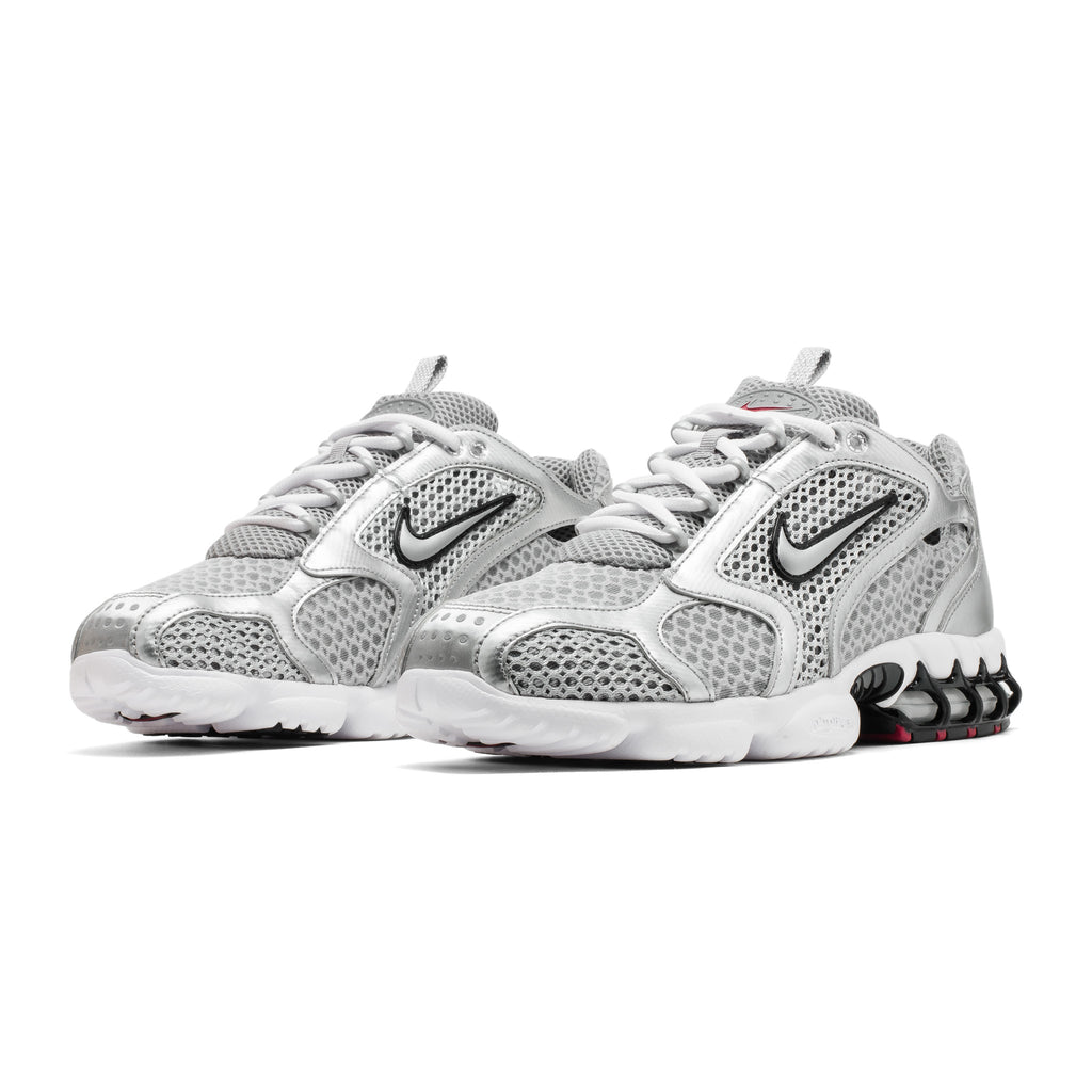 Air Zoom Spiridon Cage 2 CJ1288-001 Silver