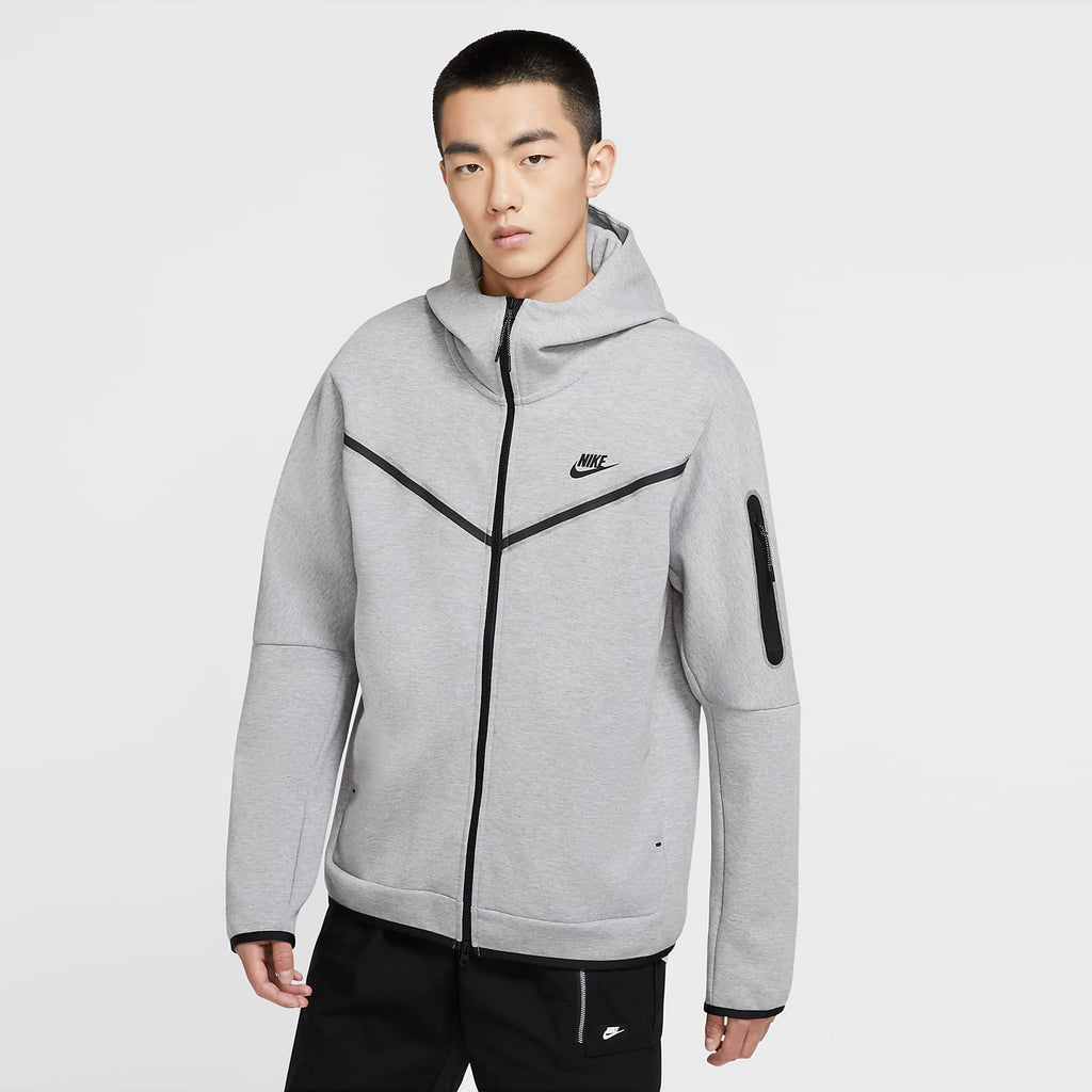 Nike Tech Fleece Zip Hoodie CU4489-063 Grey