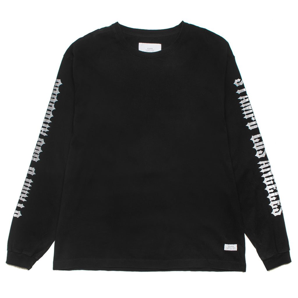 Chopper L/S Tee Black