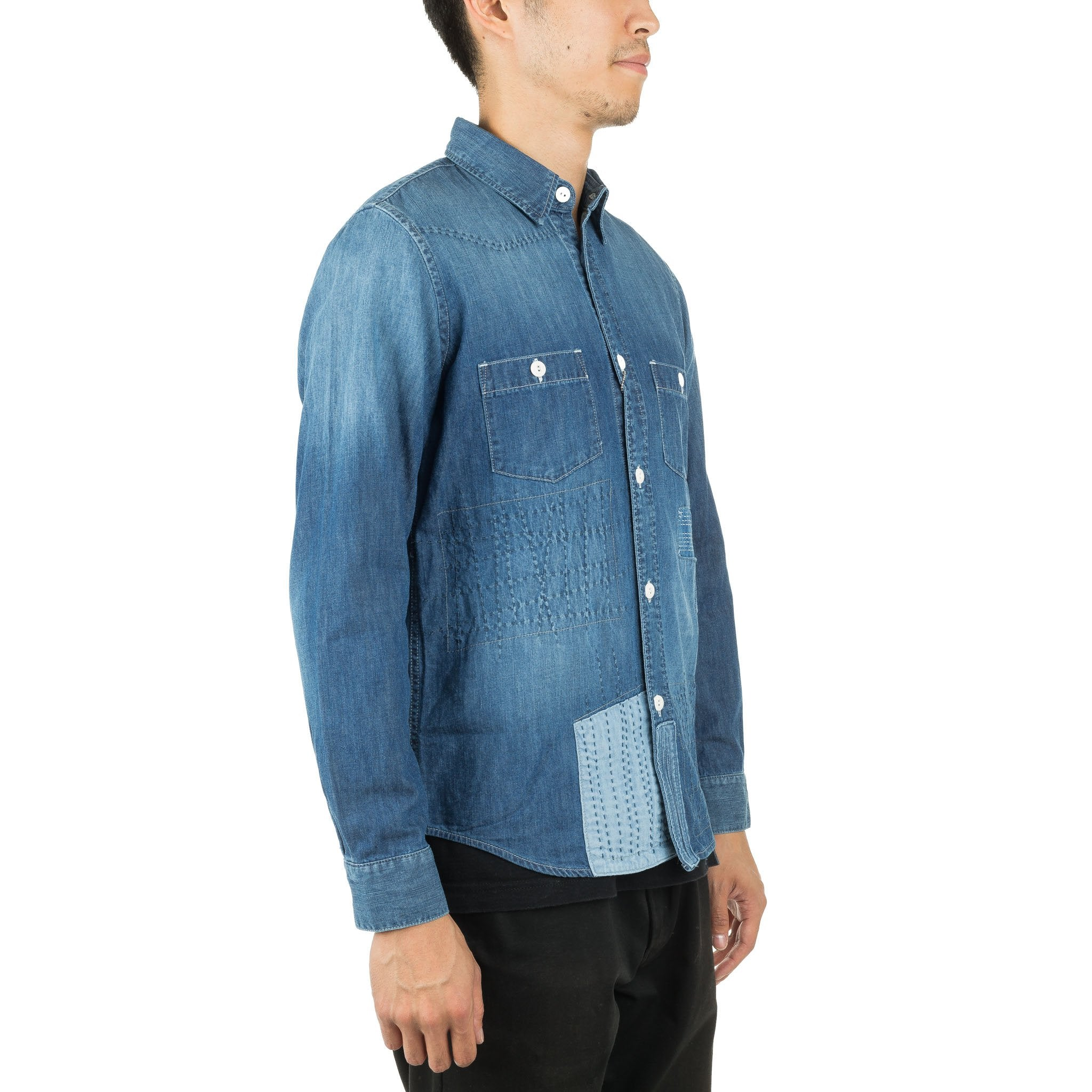 Denim Shirt 3YR SH33