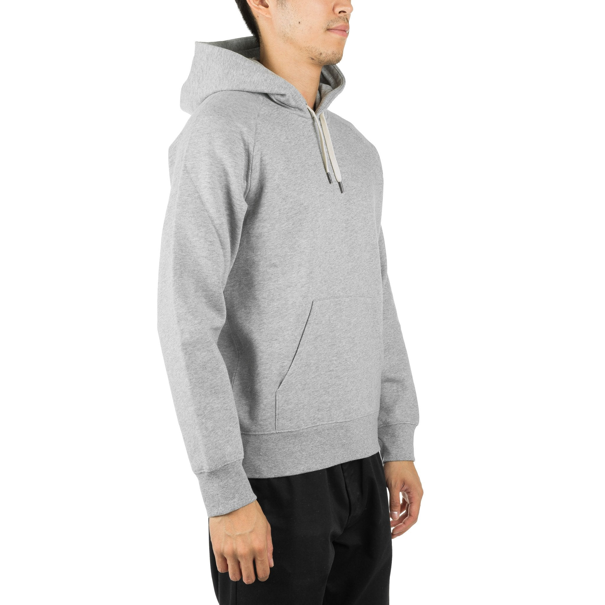 Hooded Holbrook Sweat I018041 Grey