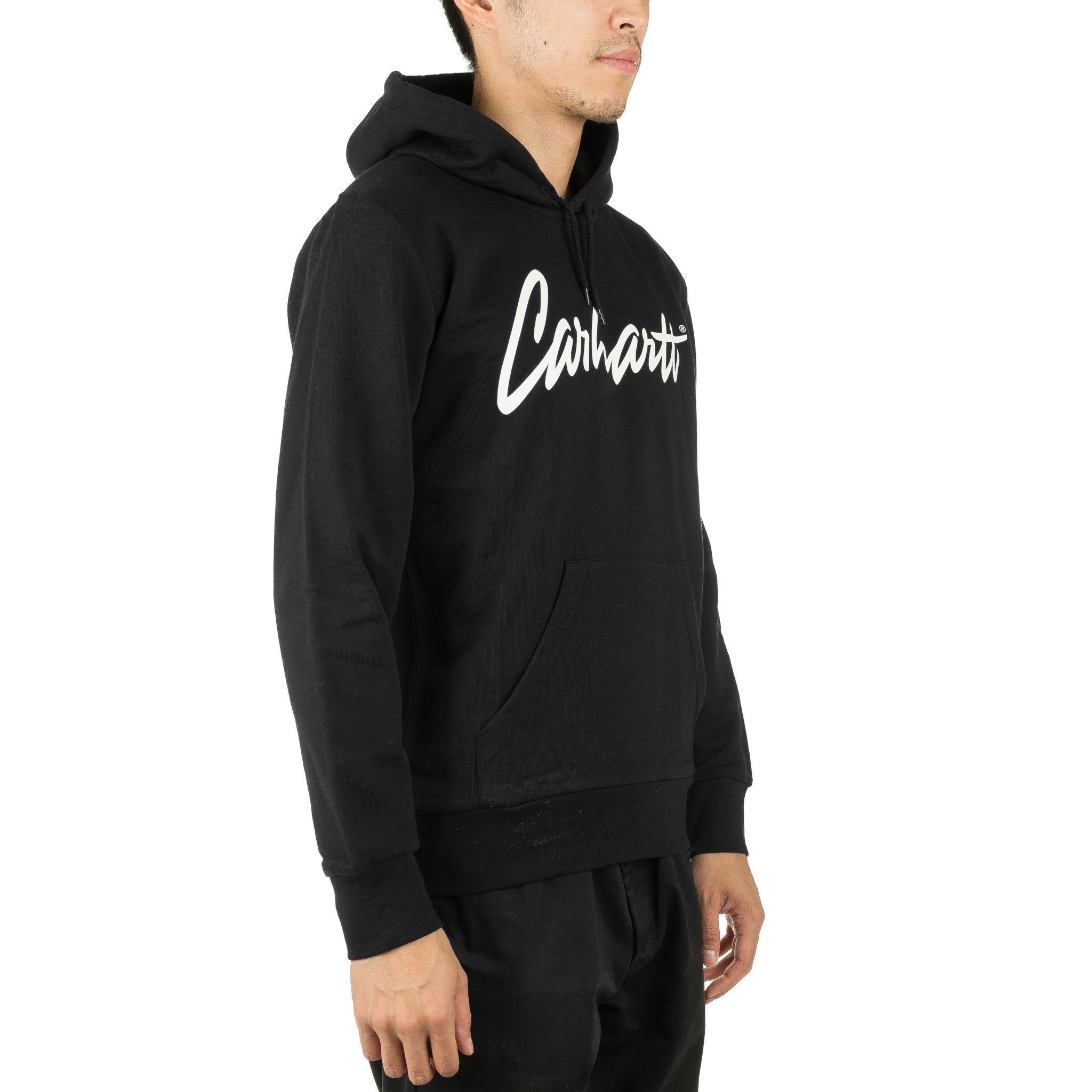 Hooded Stray Sweat I023845 Black
