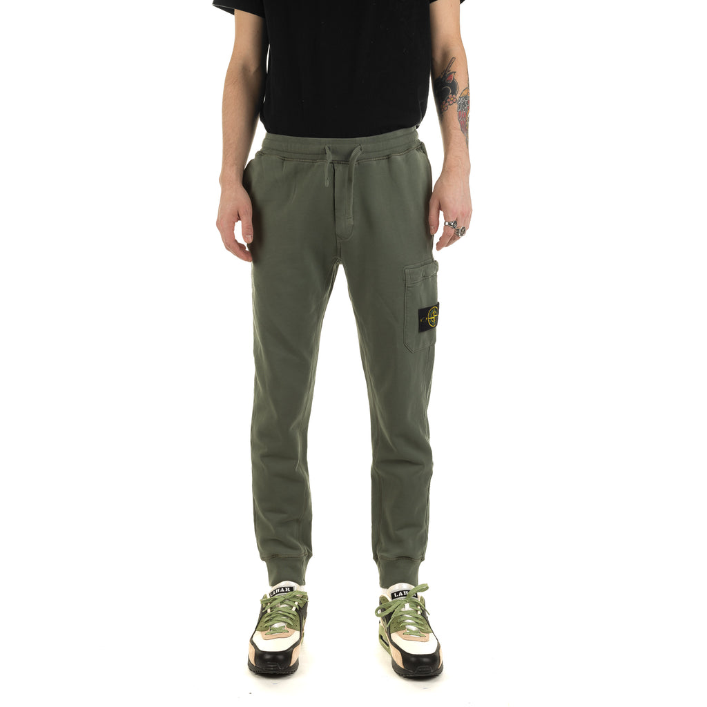 Garment Dyed Sweatpants 721564551 Emerald