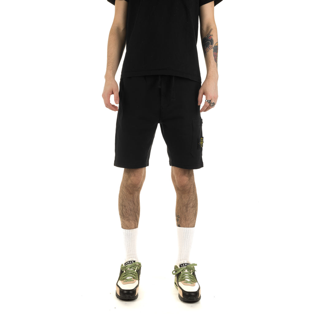 Bermuda Fleece Short 721564651 Black